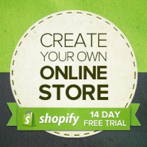 Buat Shopify Online Store
