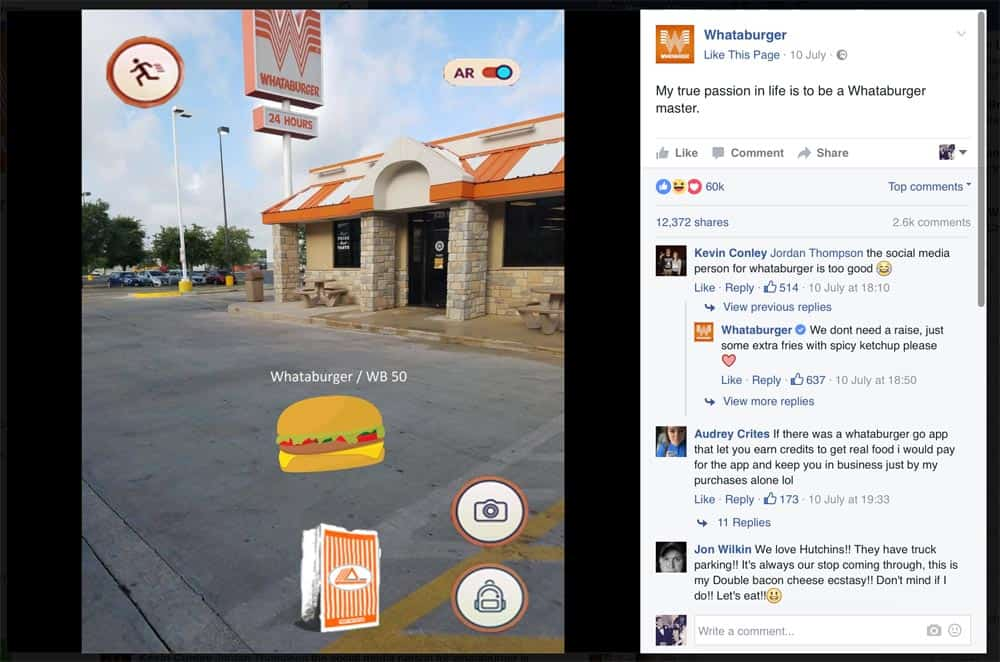 Whataburger Photoshop Zdjęcie Burger