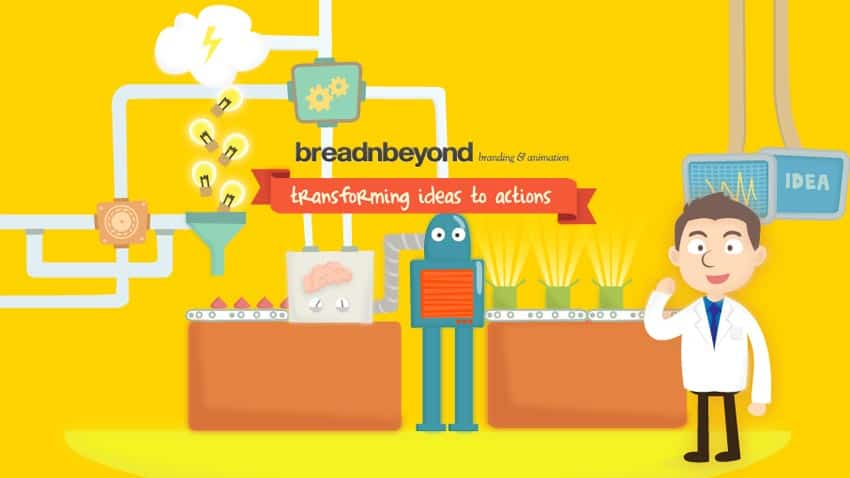 Breadmbeyond Explainer Video Services